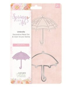 Spring is in the Air - Stamp & Die Umbrella