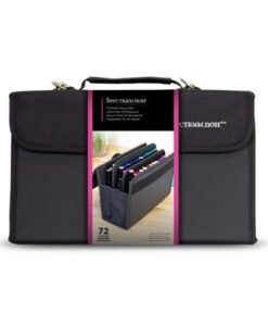 Spectrum Noir Storage - 72 Marker Carry Case