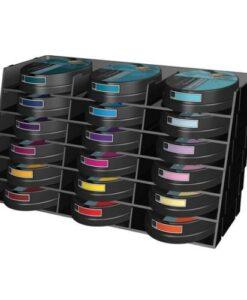 Spectrum Noir – Inkpad Storage Set voor 42 Inkpads
