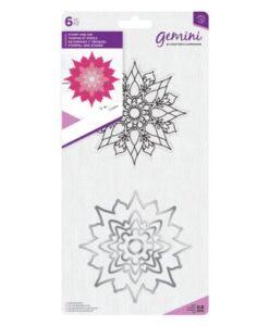 Gemini Mandala Stamp & Die - Chakra