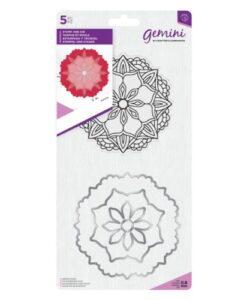 Gemini Mandala Stamp & Die – Karma