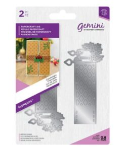 Gemini Elements Wrap Dies - Candelight