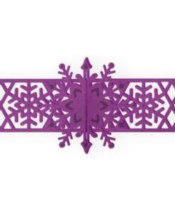 Gemini Elements Wrap Dies - Decorative Snowflake
