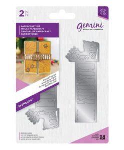 Gemini Elements Wrap Dies - Forest Friends