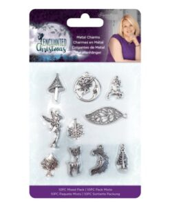 Enchanted Christmas - Metal Charms