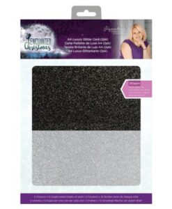 Enchanted Christmas - Luxury Glitter Karton (2PK)