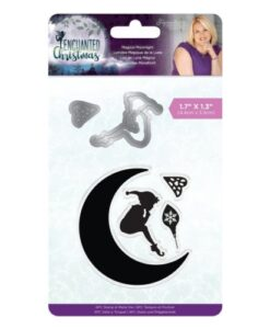 Enchanted Christmas Clearstamp & Die Set - Magical Moonlight
