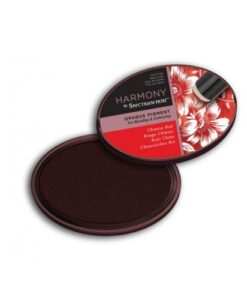 Spectrum Noir Inkpad Harmony Opaque Pigment - Chinese Red