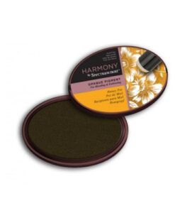 Spectrum Noir Inkpad Harmony Opaque Pigment - Honey Pot