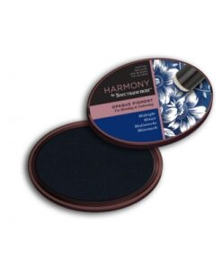 Spectrum Noir Inkpad Harmony Opaque Pigment - Midnight