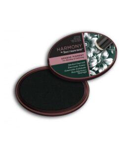 Spectrum Noir Inkpad Harmony Opaque Pigment - Smoked Emerald