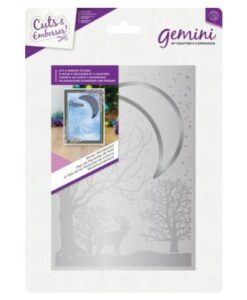 Gemini Cut and Emboss Folder – Winter Wonderland