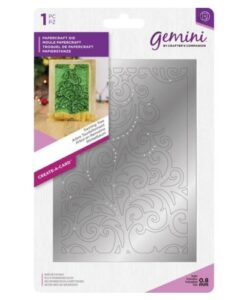 Gemini Create-a-Card – Swirling Tree