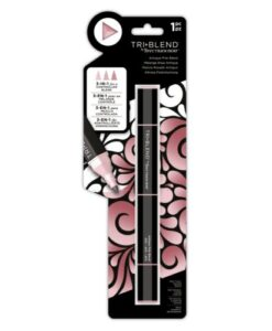 Spectrum Noir TriBlend Marker - Antique Pink Blend