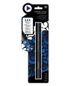 Spectrum Noir TriBlend Marker - True Blue Shade
