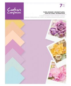 Crafter's Companion Flower Foam - Floral Bouquet