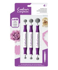 Crafter's Companion Flower Foam - Moulding Ball Tools