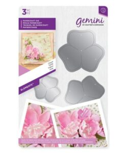 Gemini Elements Flower Foam Die - Clover