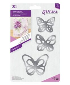 Gemini Elements Flower Foam Die - Dainty Butterflies