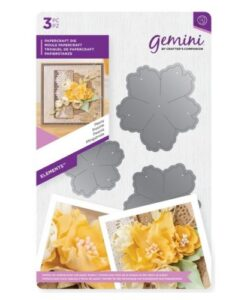 Gemini Elements Flower Foam Die - Peony