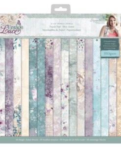 """Vintage Lace - 6""""x6""""(15x15 cm) Paper Pad"""