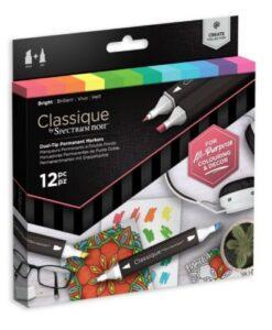 Spectrum Noir Classique Bright - Set van 12