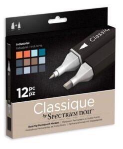 Spectrum Noir Classique Industrial - Set van 12