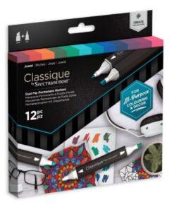 Spectrum Noir Classique Jewel - Set van 12
