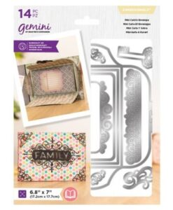 Gemini Dimensionals Precious Memories - Mini Card & Envelope