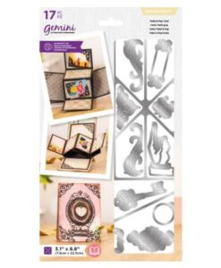 Gemini Dimensionals Precious Memories - Twist& Pop Card