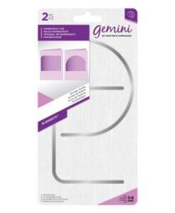 Gemini Die Elements - Window Arches
