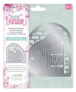 Fairy Garden Metal Die - Enchanted Doorway