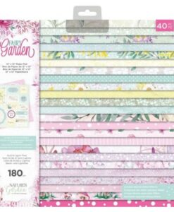 "Fairy Garden - 12″x12""(30×30 cm) Paper Pad"