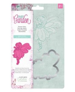 Fairy Garden Stamp & Die - Flower Fairy