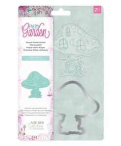 Fairy Garden Stamp & Die - Home Sweet Home
