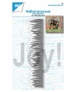 Joy Crafts! Snijmal - Gras Border