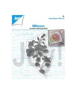 Stans-Debos-Embosmal - Hibiscus bloem