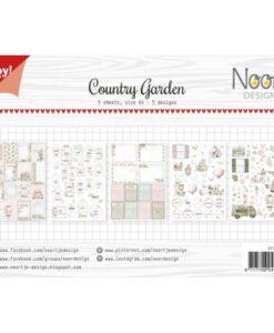 Labelvellen/Knipvel - Noor - Country Garden