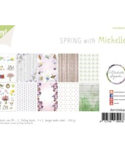 Papierset Joy Crafts! - Lente met Michelle