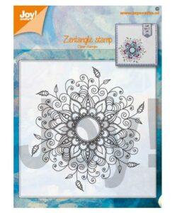Joy Crafts! Clearstamp - Gerti - Zentangle