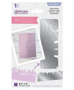 Gemini Edge'able - Garden Border - Dubbelzijdige Snijmal