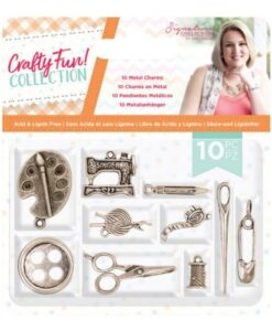 Crafty Fun - Metalen Bedels