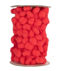 Crafty Fun - Pom Pom lint roze