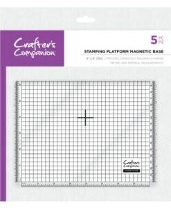Stamping Platform Magnetic Base Crafter's Companion
