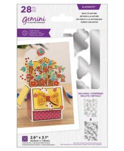 Gemini Stamp & Die - Back to Nature