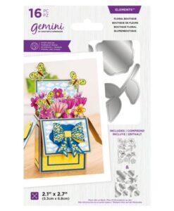 Gemini Stamp & Die - Floral Boutique