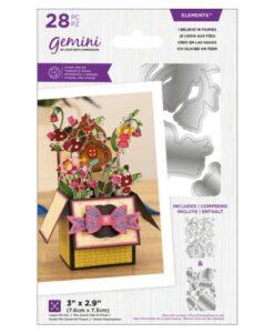 Gemini Stamp & Die - I Believe In Fairies