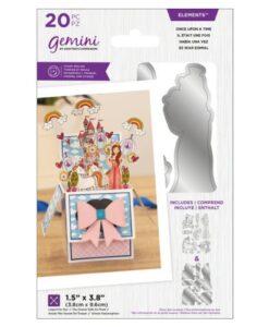 Gemini Stamp & Die - Once Upon A Time