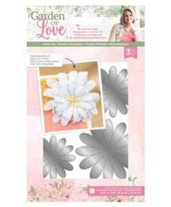Garden of Love -Metal Die 3D Layered Daisy Sara Signature Collection