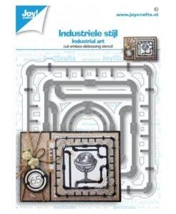 Joy! Crafts Snijmal - Industrieel Frames